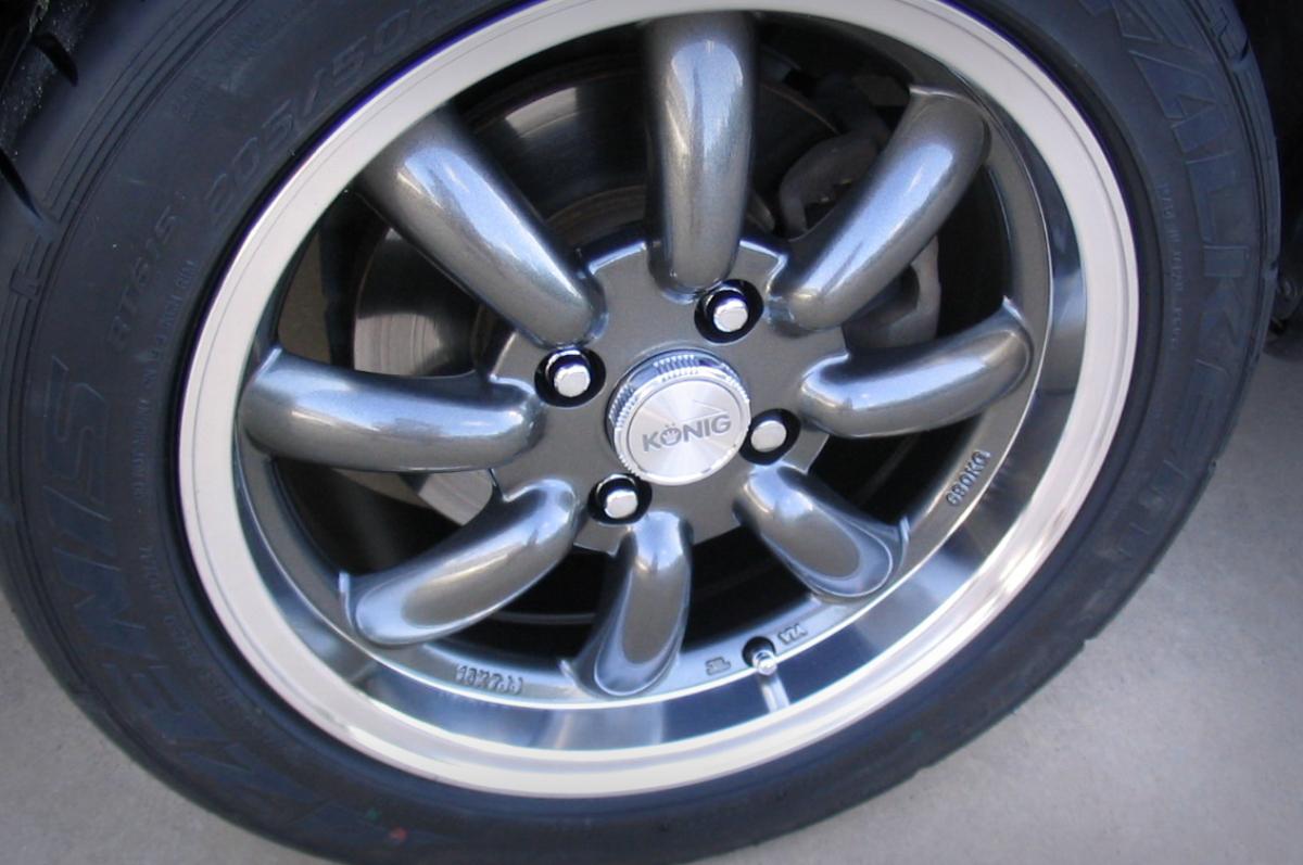miata wheels tires konig 2006