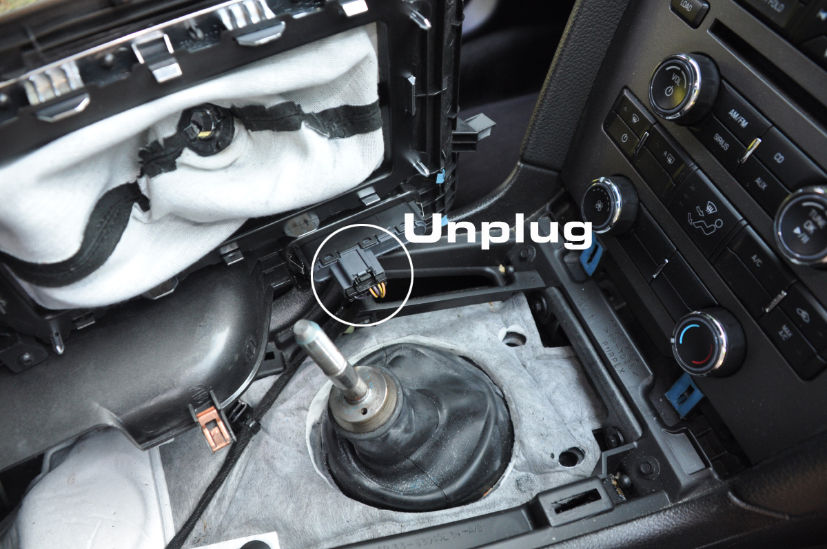 Boss Ch13 Ford Racing Gauge Pod Part 1 The How To Test Wiring Continuity Multitester Our 3967 Mustang 2