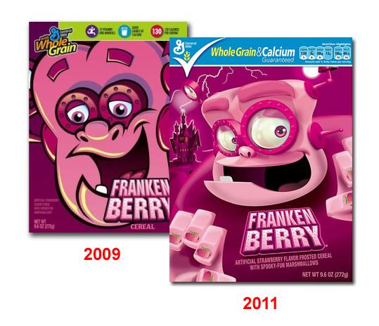 Franken Berry Cereal (2013)
